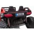 Pre-Order Red 2020 Dakar 24 Volt Dune Buggy 4WD Runs With 4 x 550w Motors -11