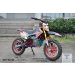 Red Electric Dirt Bike 36V 500 Watt Motor In Stock -3