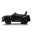 New Licensed 2021 Drift Ford Mustang in Painted Metallic Black 24Volt With Parent Remote