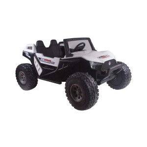 White 2020 Dakar 24 Volt Dune Buggy 4WD Runs With 4 x 250w Motors In Stock