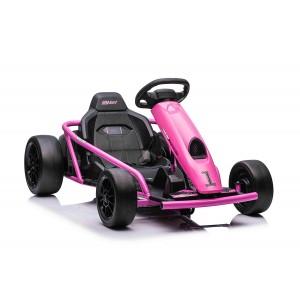 Pre-Order New Style Drift Kart 24 Volt in Pink  ETA 07/12/2021