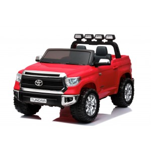 Pre-Order Licensed Toyota Tundra 24 volt Painted Red and Parent remote ETA 07/12/2021