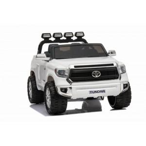 Pre- Order Licensed Toyota Tundra 24 volt White with Parent remote ETA 07/12/2021