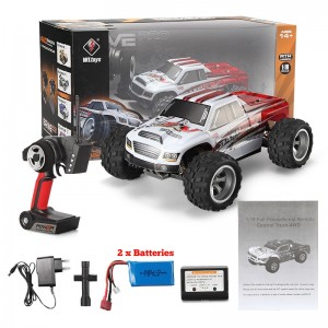 WLtoys A979-B 4WD Truck 1:18 70km/hr Now in Stock
