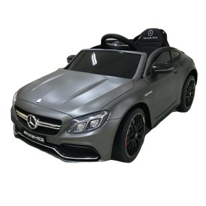 Pre Order New Licensed Mercedes C63 AMG Painted Matte Grey 11/11/19