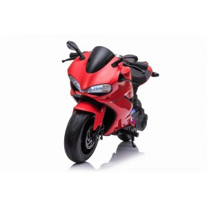 Ducati PANIGALE S Replica Red  True 24 volt chain Driven speeds up to 15km
