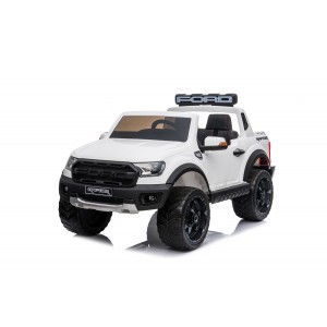 New Licensed White Ford Raptor