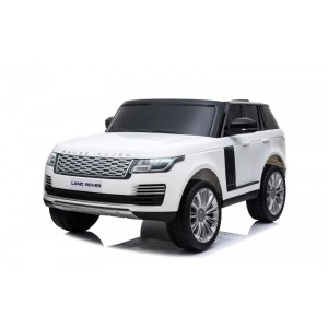 2019 New Licensed Range Rover White