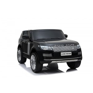 New 2019 Licensed Range Rover Painted Black