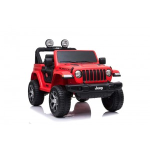 Pre-Order 2019 Licensed Jeep Rubicon Red 11/12/19