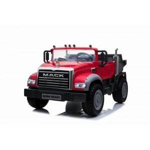 New Mack Dump Truck Red with 2 x 45 Watt motors In Stock
