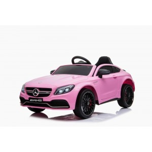 New Licensed Mercedes C63 AMG Pink  In Stock