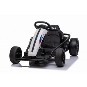 New Drift Kart 24 Volt in White