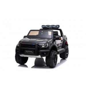 Licensed Ford Ranger Police RAPTOR Painted Black 12Volt In Stock