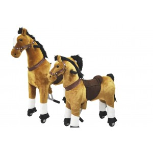 Ride On Horse Small with Metal Frame