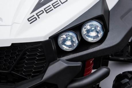 Pre-Order New Beach Buggy White 24 Volt and 200W Motors ETA 30/09/2021-23