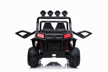 New 2019 Beach Buggy Red 24 Volt and 200W Motors-4