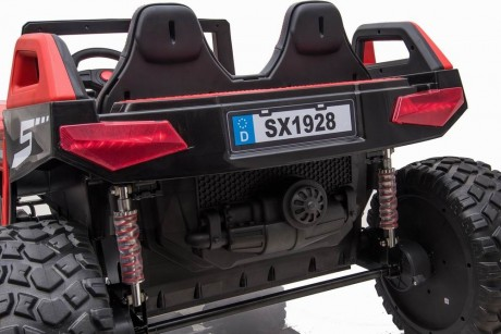 Pre-Order Red 2020 Dakar 24 Volt Dune Buggy 4WD Runs With 4 x 250w Motors ETA 10/07/2020-11