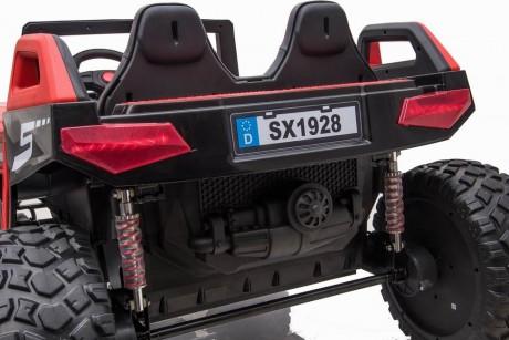 Pre-Order Red 2020 Dakar 24 Volt Dune Buggy 4WD Runs With 4 x 550w Motors -12
