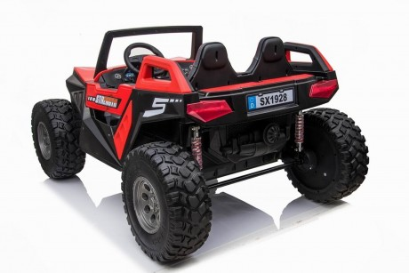 Pre-Order Red 2020 Dakar 24 Volt Dune Buggy 4WD Runs With 4 x 250w Motors ETA 10/07/2020-7