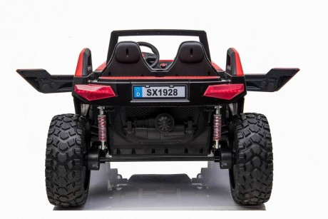 Pre-Order Red 2020 Dakar 24 Volt Dune Buggy 4WD Runs With 4 x 250w Motors ETA 10/07/2020-5