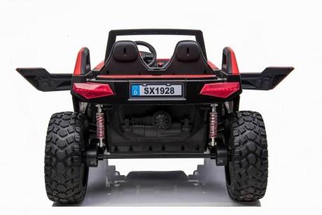 Pre-Order Red 2020 Dakar 24 Volt Dune Buggy 4WD Runs With 4 x 550w Motors -5