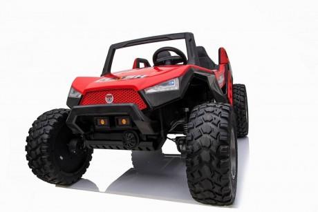 Pre-Order Red 2020 Dakar 24 Volt Dune Buggy 4WD Runs With 4 x 550w Motors -3