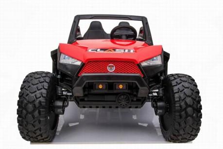 Pre-Order Red 2020 Dakar 24 Volt Dune Buggy 4WD Runs With 4 x 550w Motors -2