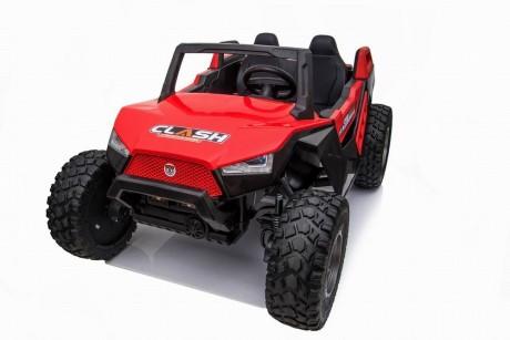 Pre-Order Red 2020 Dakar 24 Volt Dune Buggy 4WD Runs With 4 x 550w Motors -8