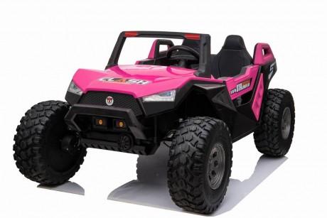 Pink Dakar 24 Volt Dune Buggy 4WD Runs With 4 x 250w Motors In-Stock-1
