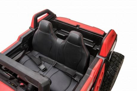 Black Dakar 24 Volt Dune Buggy 4WD Runs With 4 x 250w Motors In-Stock-11