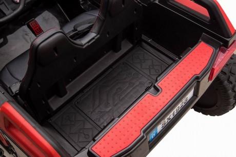 Pre-Order Red 2020 Dakar 24 Volt Dune Buggy 4WD Runs With 4 x 550w Motors -18