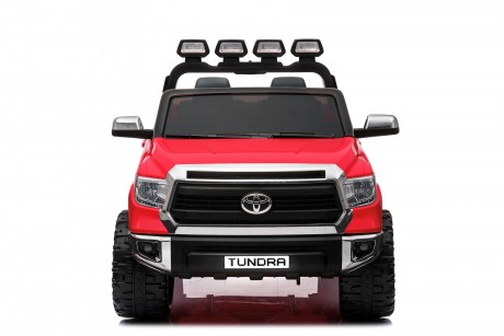 Pre-Order Licensed Toyota Tundra 24 volt Painted Red and Parent remote ETA 07/12/2021 -1