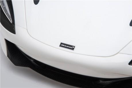 Licensed Mclaren 720S Solica White 12 Volt In Stock -15