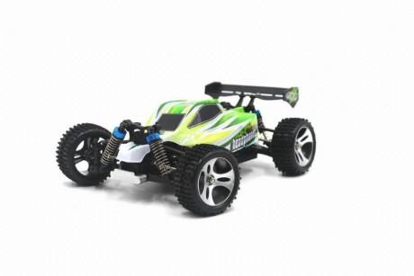 WLtoys A959-B Buggy 4 Wheel Drive 1:18 70 km/hr -4