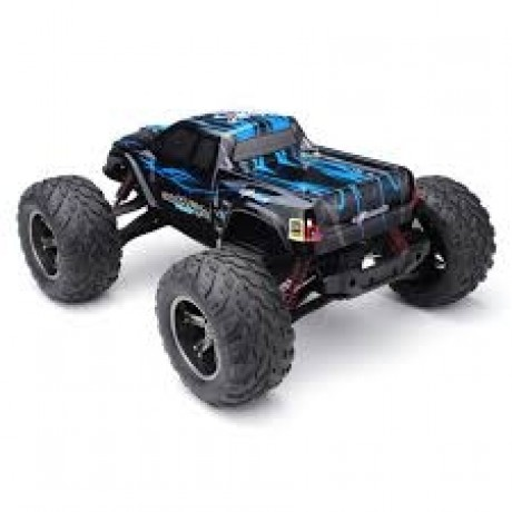 Blue S9115 Off Road Truck ,1/12 Scale RC Car 2.4Ghz 2WD High Speed Remote Controlled-2