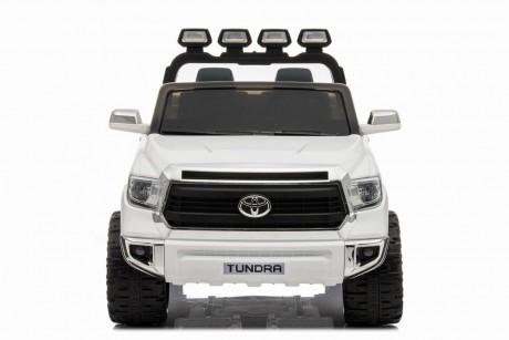 White 24 Volt Toyota Tundra Kids Electric Ride On Toy Car Sydney