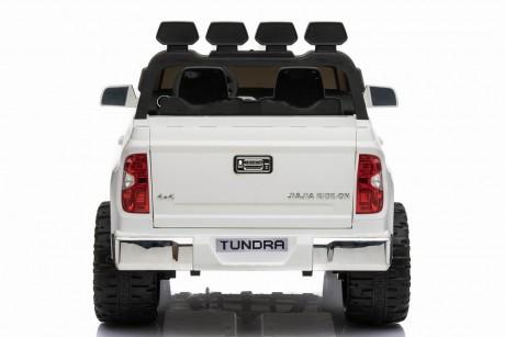 White 24 Volt Toyota Tundra Kids Electric Ride On Toy Car Tanmania