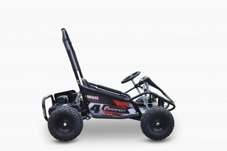 Pre-Order Black and Green  Electric Go Kart 48V with 1000w Brushless Motor ETA 07/12/2021 -6