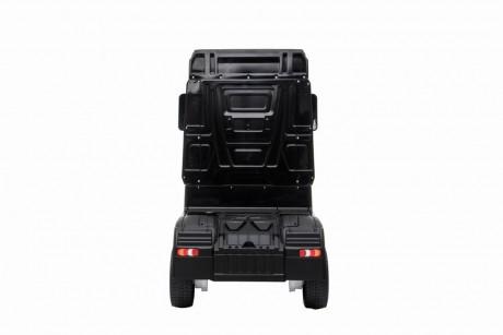 Pre Order Painted Black Licensed MERCEDES-BENZ ACTROS TRUCK 1/12/19-5