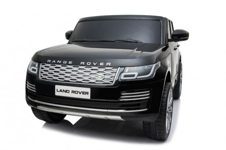 New 2019 Licensed Range Rover Painted Black-6