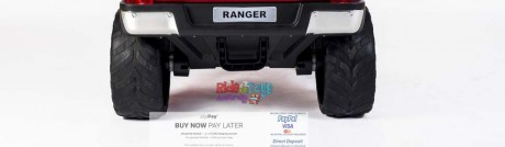 Licensed Metallic Blue Ford Ranger Wildtrak In Stock -15