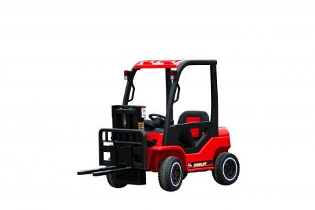 New 12 Volt Forklift Yellow With 2 x 35 Watt Motors In Stock -12