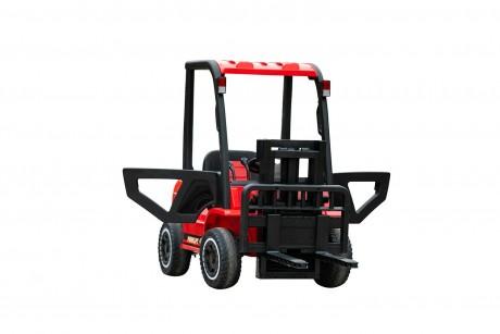 New 12 Volt Forklift Yellow With 2 x 35 Watt Motors In Stock -14