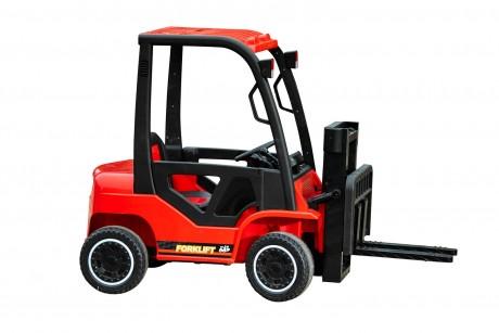 New 12 Volt Forklift Yellow With 2 x 35 Watt Motors In Stock -17