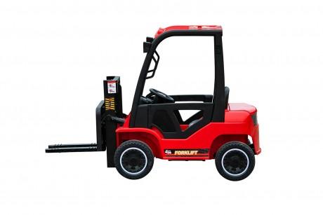 New 12 Volt Forklift Yellow With 2 x 35 Watt Motors In Stock -11