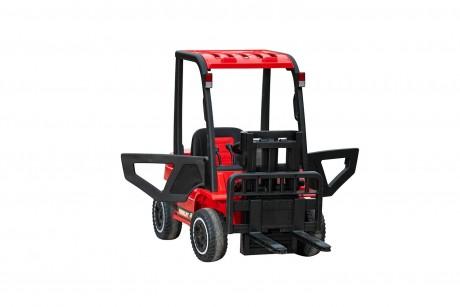 New 12 Volt Forklift Yellow With 2 x 35 Watt Motors In Stock -5