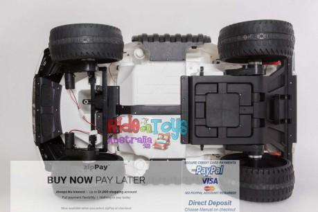 Licensed Metallic Blue Ford Ranger Wildtrak In Stock -14