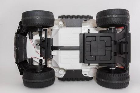 Licensed White Ford Ranger Wildtrak In Stock -18