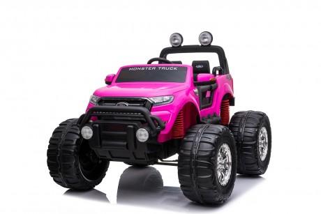 Pre-Order Licensed Ford Ranger Monster Truck Painted Hot Pink 31/09/19-1